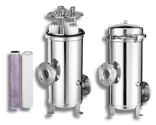low pressure filter cartridge housing-TK Series